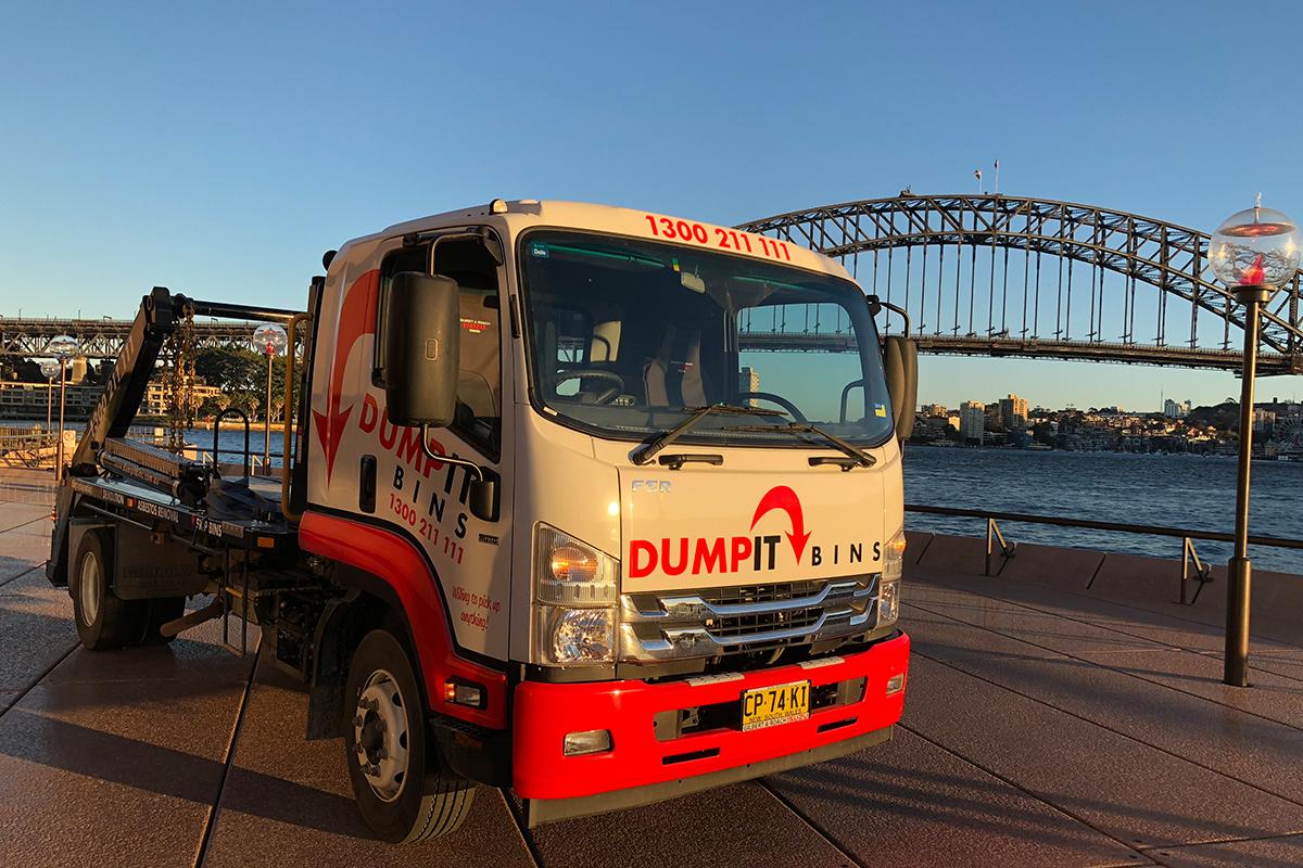 Skip Bins Sydney | Skip Bin Hire | Dump it Bins